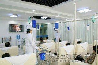 医院舒适的输液大厅